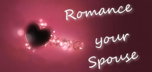romance your spouse
