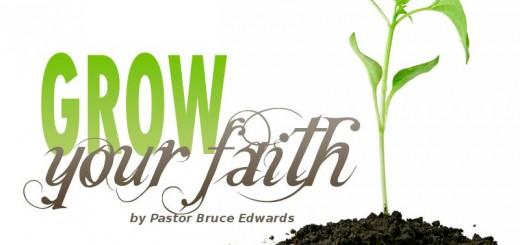 how to grow your faith