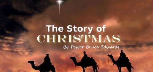 Christmas Story by Pastor Bruce Edwards