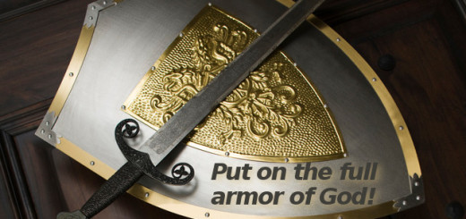 armor of God by Pastor Bruce Edwards