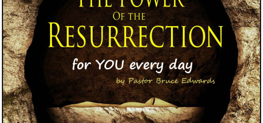 resurrection of jesus by pastor bruce edwards