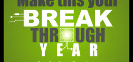 happy new year by Pastor Bruce Edwards