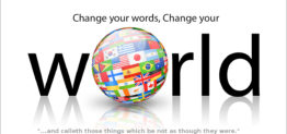 change your words change your world by pastor bruce edwards