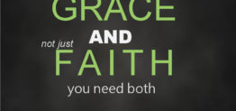 grace and faith by Pastor Bruce Edwards