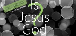 300 prophecies Jesus - by Pastor Bruce Edwards