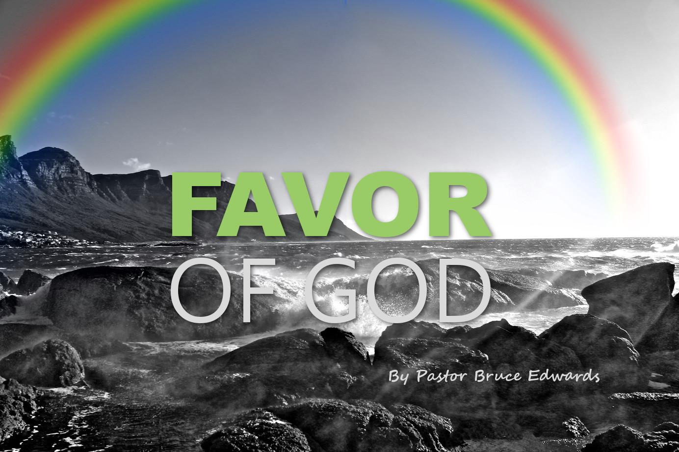 God's favor - use these 5 keys to receive God's favor